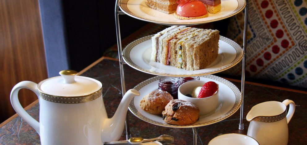 afternoon tea award