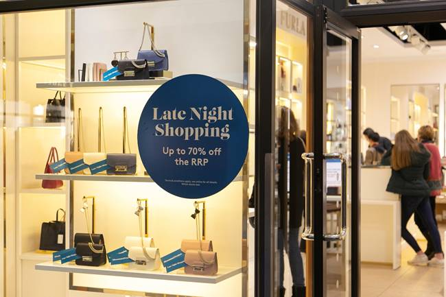 Late Night Shopping Event Returns To Cheshire Oaks