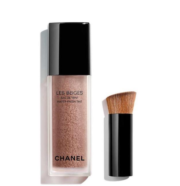 Chanel Les Beiges Eau De Teint (£48). Get out of a make-up rut