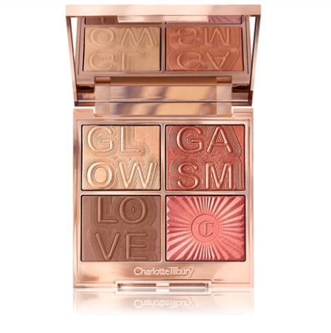 Charlotte Tilbury Face Palette in Lovegasm (£60). Get out of a make-up rut