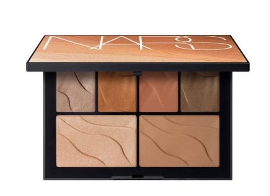 Nars Summer Lights Face Palette (£56). Get out of a make-up rut
