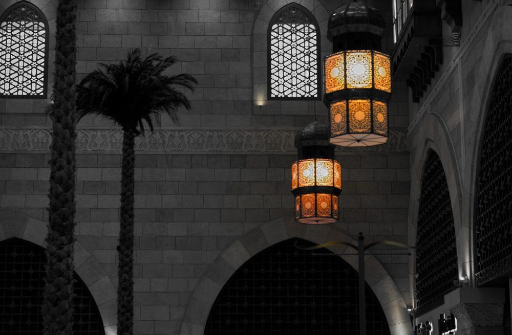 lights in Dubai