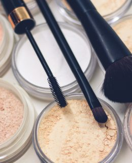 make-up accessories, get out of a make-up rut