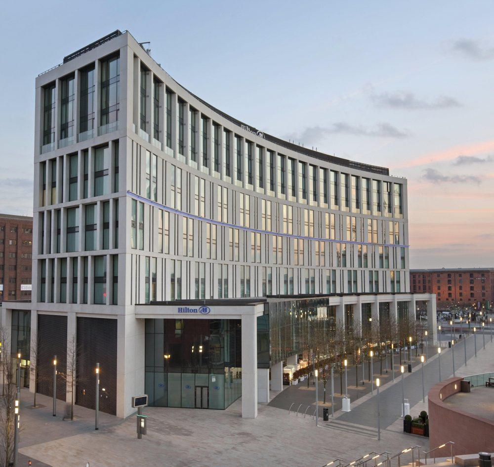 The Hilton Liverpool