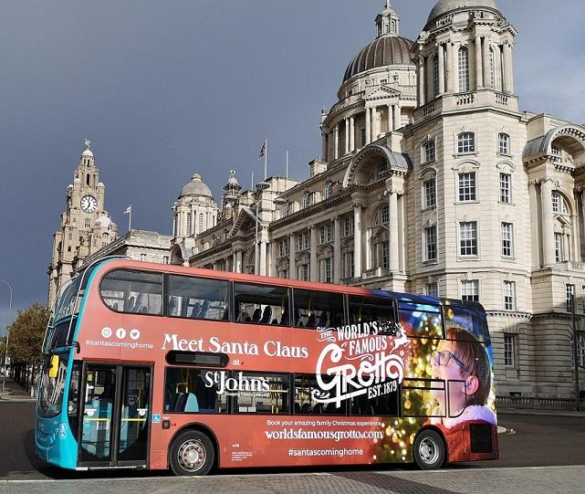 Liverpool Santa Dash 2