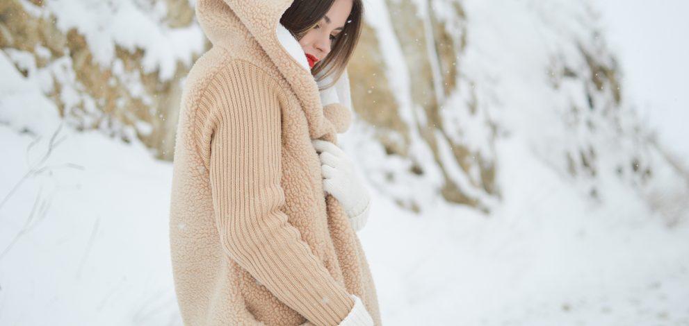 warm and fashionable