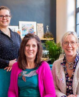 women behind MerseyMade