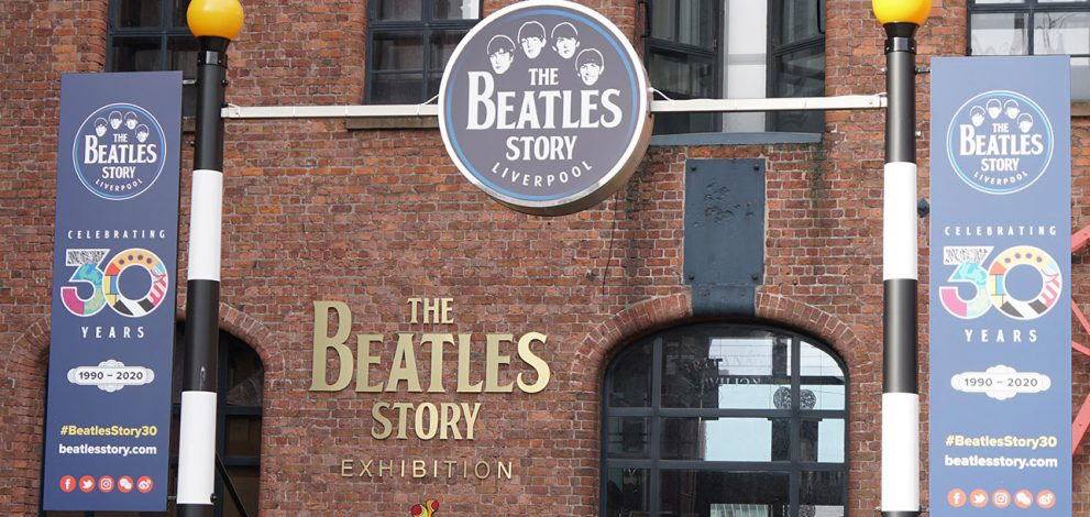 The Beatles Story to reopen