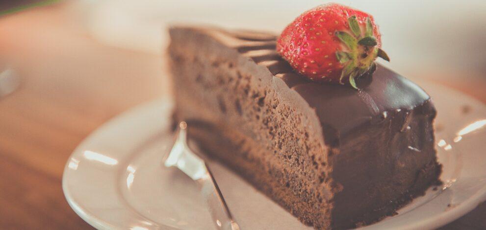 Vegetarian Week, cake