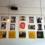 Bold Street Coffee exhibition