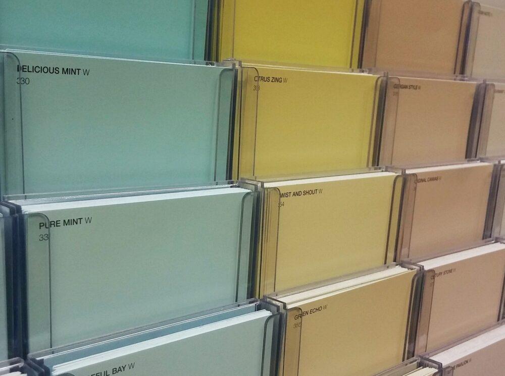 paint shades
