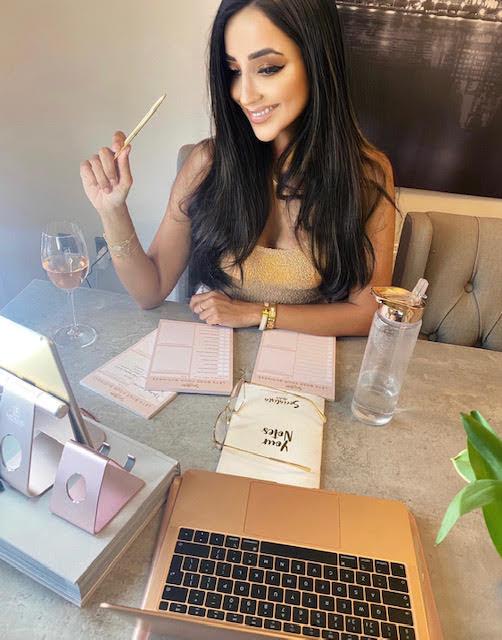 businesswoman Anna Khanna