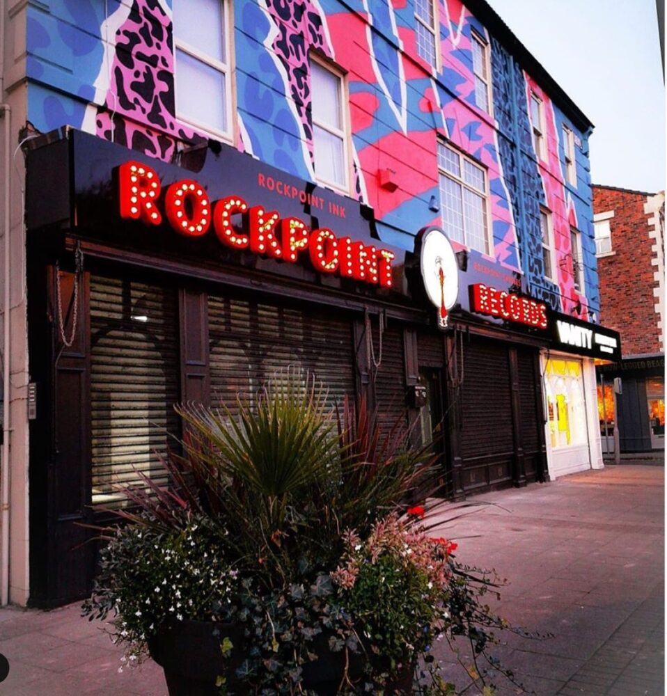 Rockpoint Records, New Brighton