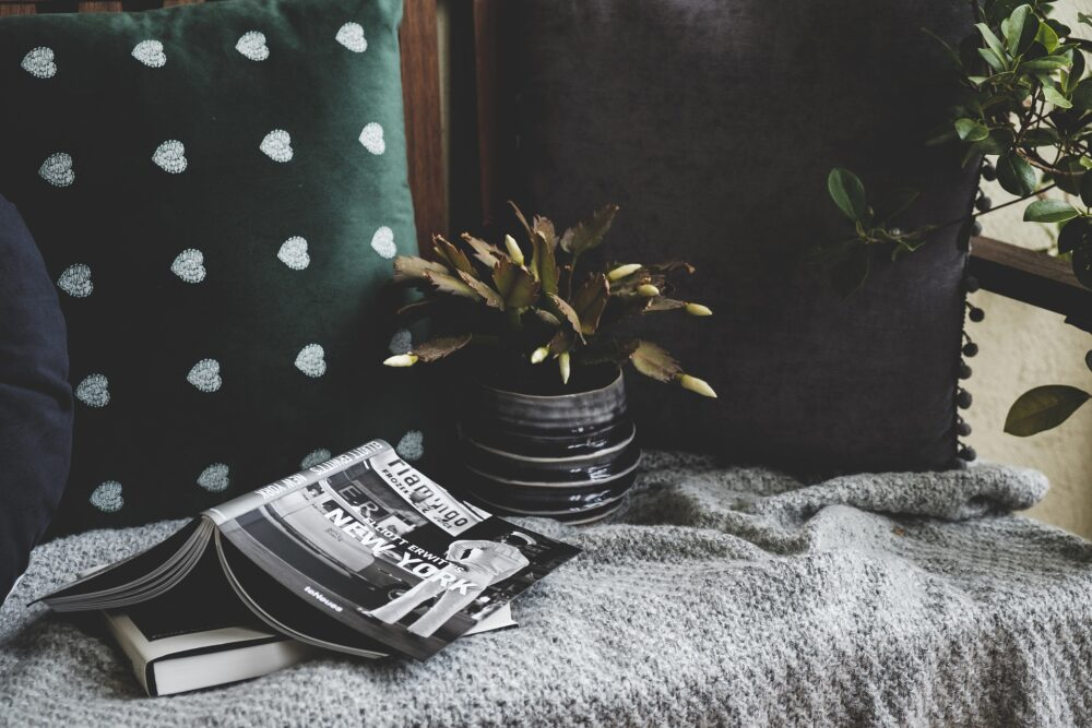 cosy autumn accessories for the home