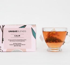 Unique Blends Teas tea blends