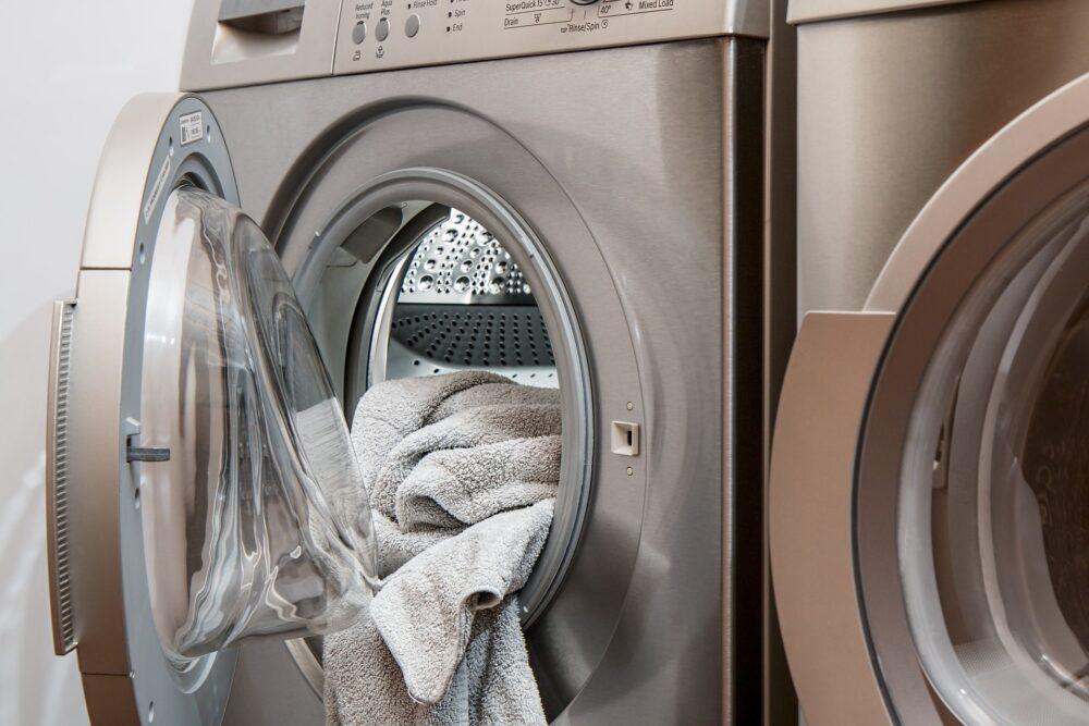 washing machine & tumble dryer