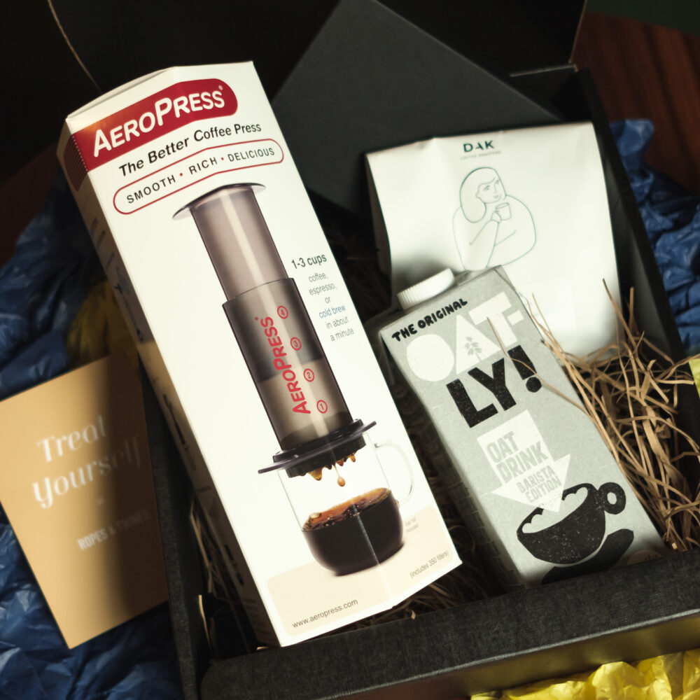 Rope & Twines coffee hamper