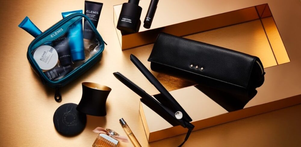 Next Christmas hair & beauty gifts