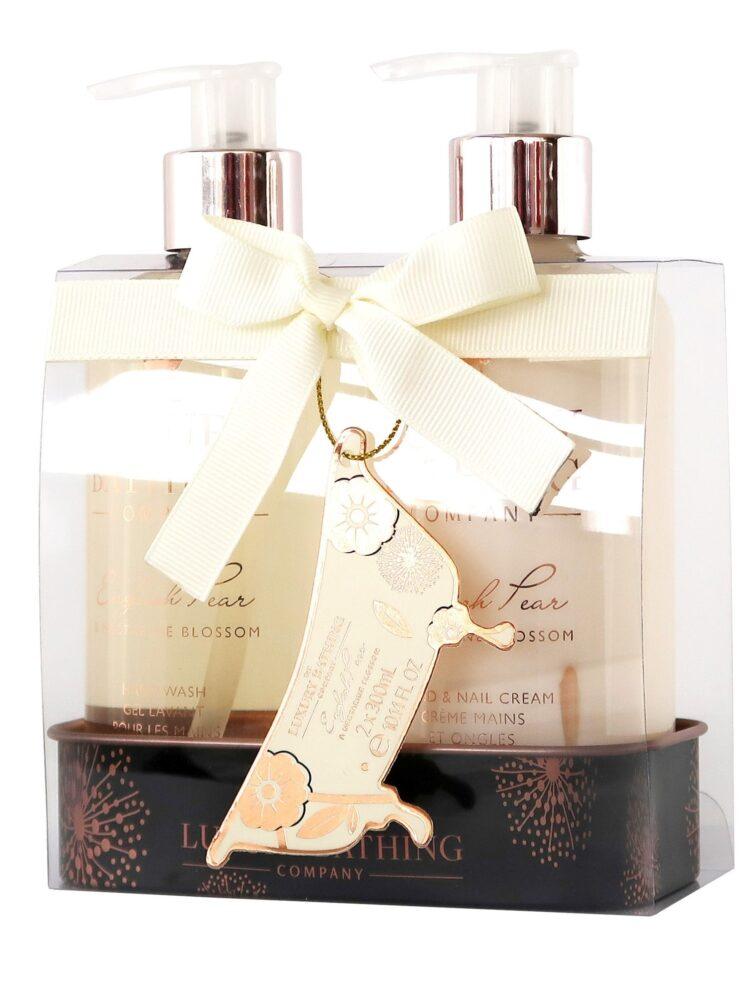 The Luxury Bathing Company gift set