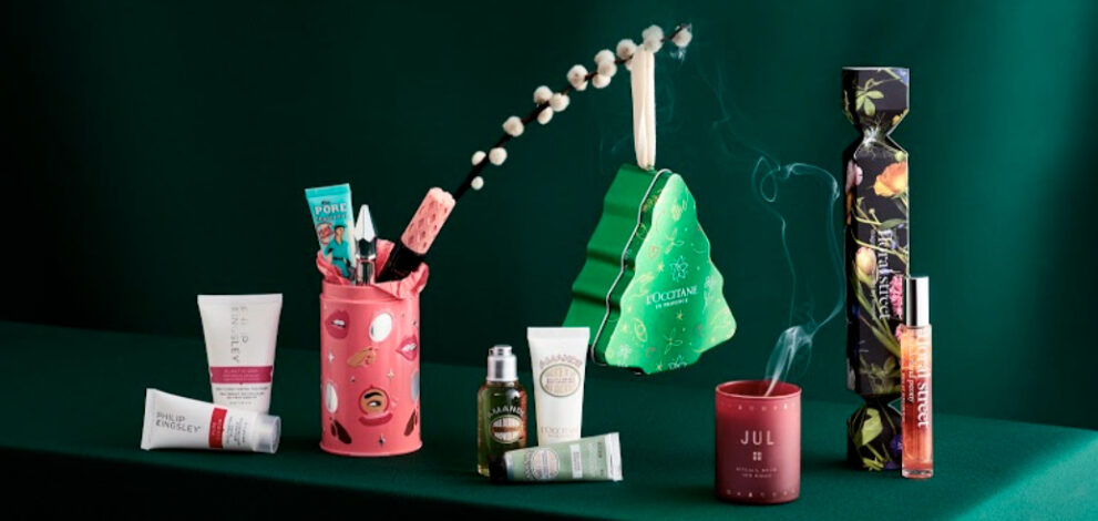 Next beauty and skincare essentials for Christmas