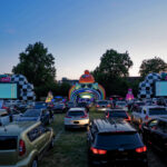 Liverpool's drive-in winter festival