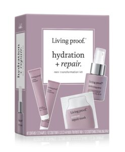 Living Proof hydration & repair