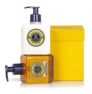 L'Occitane Verbena handwash & lotion duo