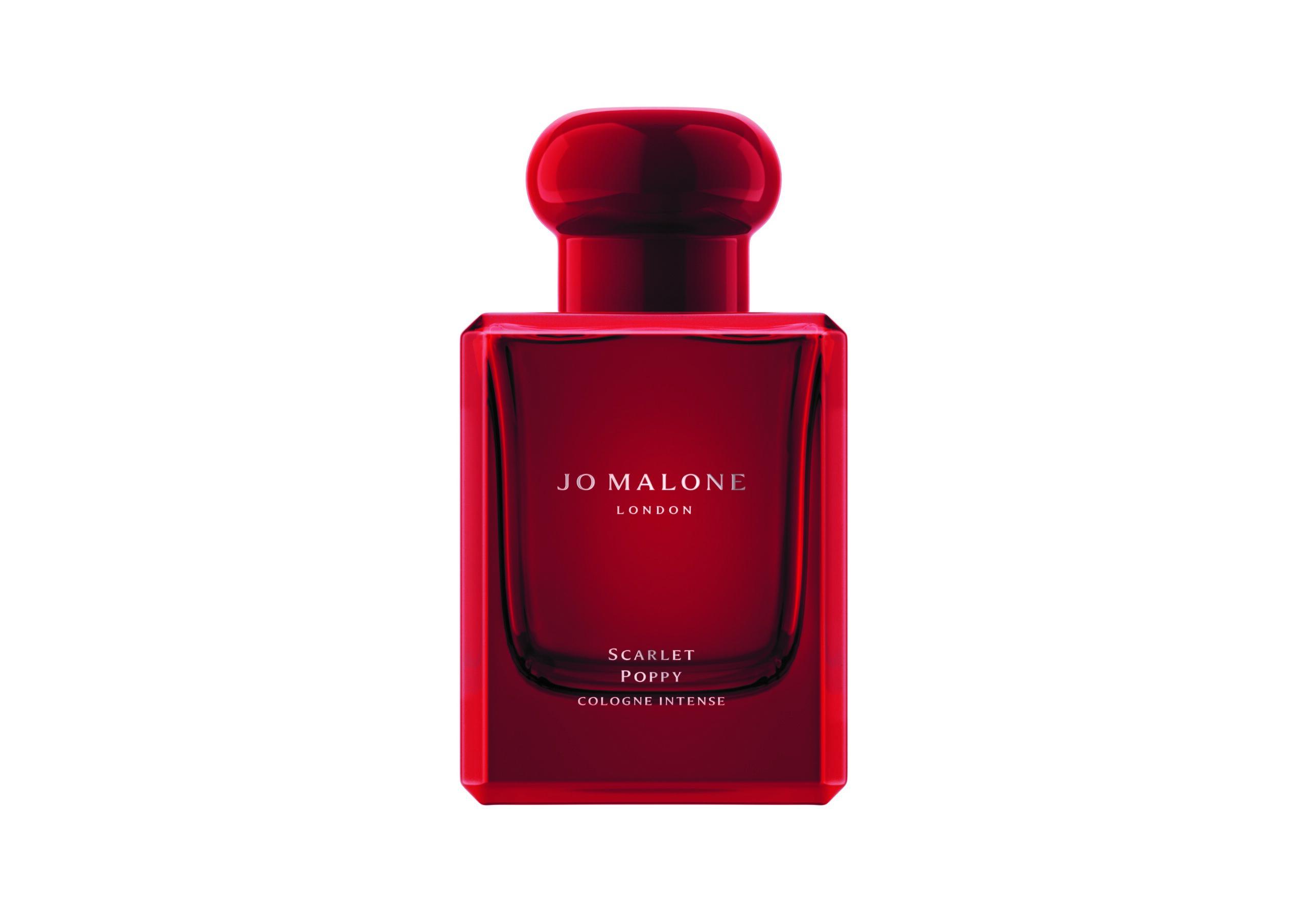 Scarlet Poppy Cologne Intense Bottle