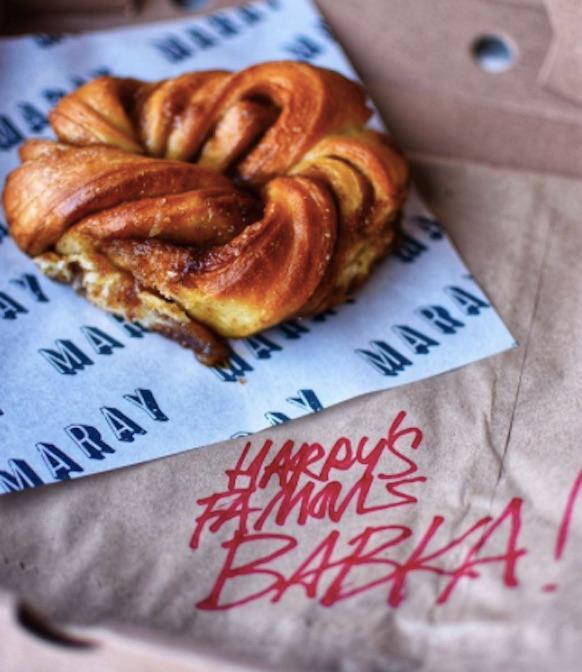 Maray's Danish pastry