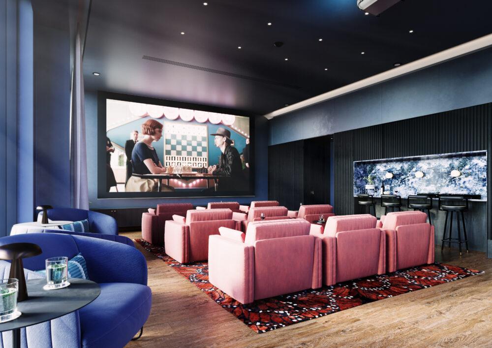 Moda Living cinema