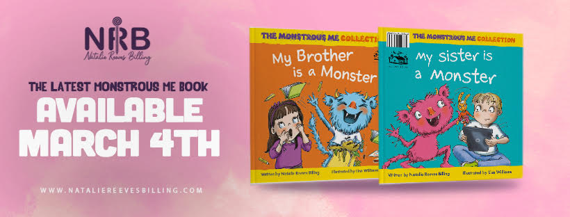 Monstrous Me books