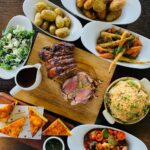 Mother's Day meal from Delifonseca