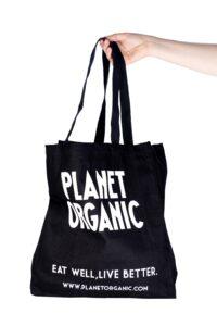 Planet Organic bag