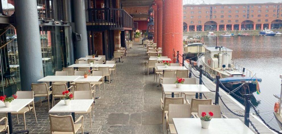 Gusto extended terrace