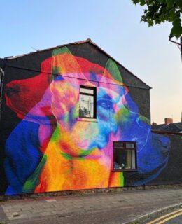 New Brighton street art