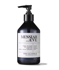 Messiah and Eve body cleanser