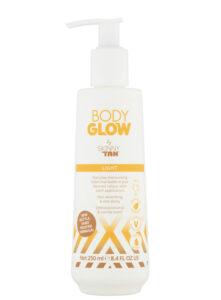 Body Glow daily gradual tanner