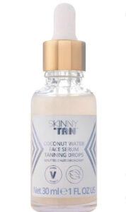 Skinny Tan  coconut water tanning face drops